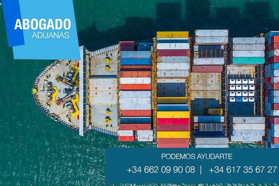 Comercio internacional barcos aduana gestión aduana málaga