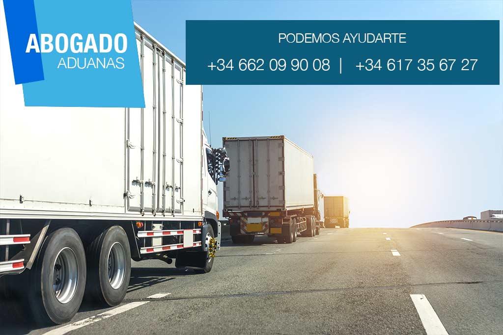 Transporte logístico internacional gestión en aduana Algecira